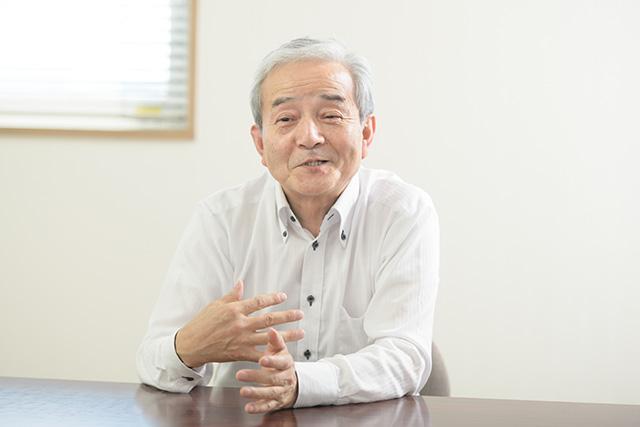代表取締役社長 平松精司